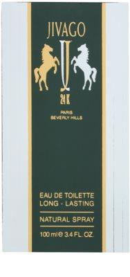 Jivago 24K toaletná voda pre mužov 4