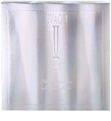 Jivago White Gold Eau De Parfum pentru femei 4