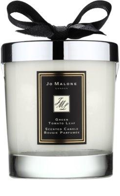 Jo Malone Green Tomato Leaf vela perfumada