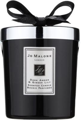 Jo Malone Dark Amber & Ginger Lily lumanari parfumate