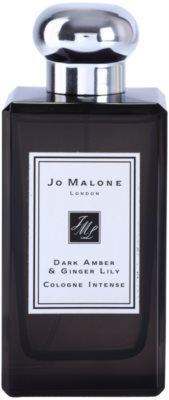 Jo Malone Dark Amber & Ginger Lily colonia para mujer  sin caja