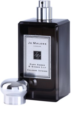 Jo Malone Dark Amber & Ginger Lily kölnivíz nőknek  doboz nélkül 2