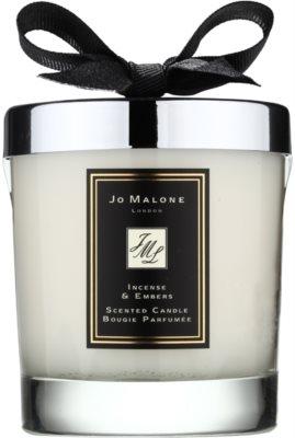 Jo Malone Incense & Embers illatos gyertya