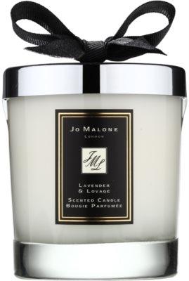 Jo Malone Lavender & Lovage illatos gyertya