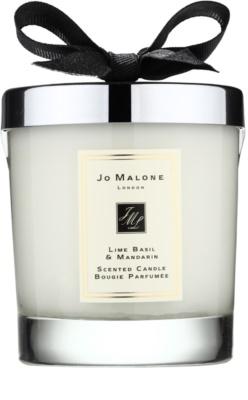 Jo Malone Lime Basil & Mandarin vela perfumado