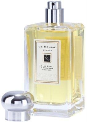 Jo Malone Lime Basil & Mandarin kolínská voda unisex  bez krabičky 1