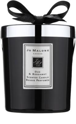 Jo Malone Oud & Bergamot vela perfumada