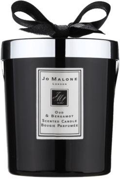 Jo Malone Oud & Bergamot ароматизована свічка