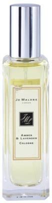 Jo Malone Amber & Lavender одеколон для чоловіків  без коробочки