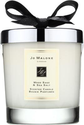 Jo Malone Wood Sage & Sea Salt vela perfumada