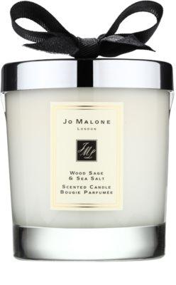 Jo Malone Wood Sage & Sea Salt vela perfumado