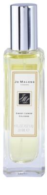Jo Malone Sweet Lemon kölnivíz unisex  doboz nélkül