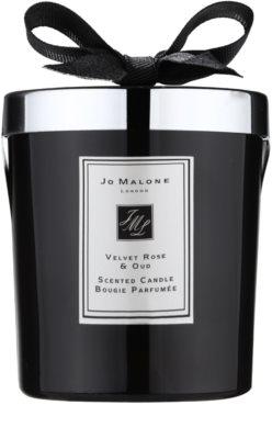 Jo Malone Velvet Rose & Oud illatos gyertya