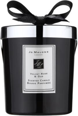 Jo Malone Velvet Rose & Oud vela perfumada