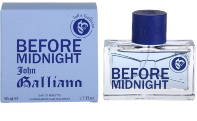 John Galliano Before Midnight Eau de Toilette pentru barbati