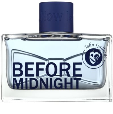 John Galliano Before Midnight after shave para homens 3