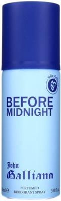 John Galliano Before Midnight dezodor férfiaknak