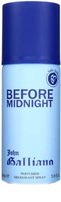 John Galliano Before Midnight dezodorant w sprayu dla mężczyzn