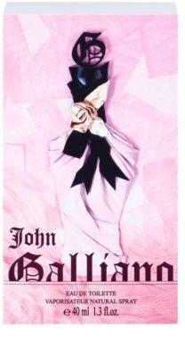 John Galliano Eau De Toilette eau de toilette nőknek 1
