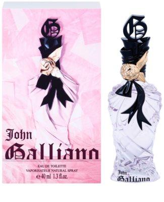 John Galliano Eau De Toilette Eau de Toilette für Damen