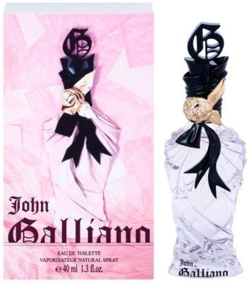 John Galliano Eau De Toilette Eau de Toilette pentru femei