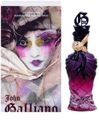 John Galliano John Galliano eau de parfum nőknek