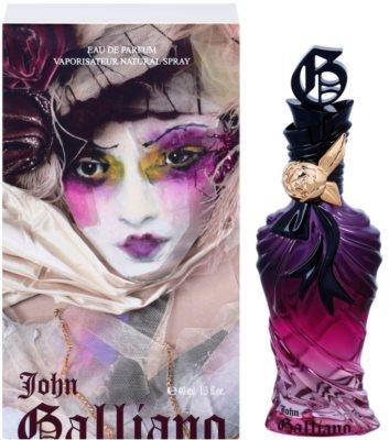 John Galliano John Galliano Eau de Parfum para mulheres
