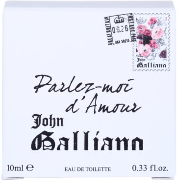 John Galliano Mini coffret presente 3