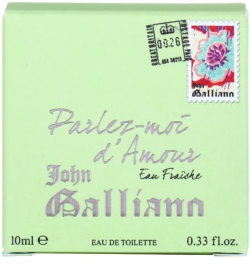 John Galliano Mini coffret presente 5