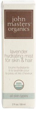 John Masters Organics All Skin Types hydratační sprej na obličej a vlasy 3