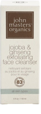 John Masters Organics All Skin Types exfoliante de rosto 2