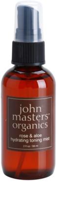 John Masters Organics All Skin Types tónico hidratante en spray