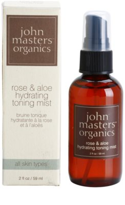 John Masters Organics All Skin Types lotiune hidratanta Spray 2
