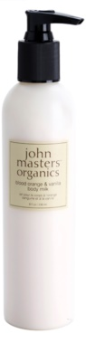 John Masters Organics Blood Orange & Vanilla mleczko do ciała