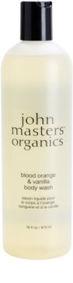 John Masters Organics Blood Orange & Vanilla tusfürdő gél