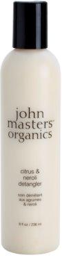 John Masters Organics Citrus & Neroli kondicionáló normál és gyenge hajra