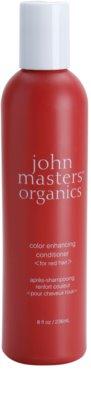 John Masters Organics Color Enhancing balzam za oživitev rdeče barve las