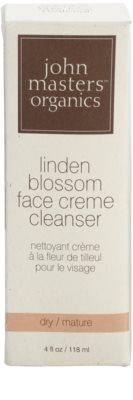 John Masters Organics Dry to Mature Skin creme de limpeza para o rosto 2