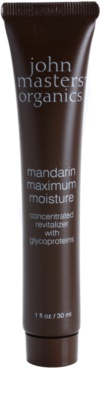 John Masters Organics Dry to Mature Skin интензивен хидратиращ гел