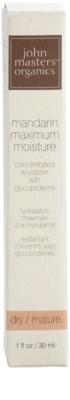 John Masters Organics Dry to Mature Skin intenzivní hydratační krém 2