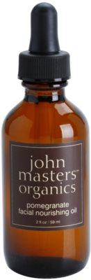 John Masters Organics Dry to Mature Skin óleo nutritivo de pele
