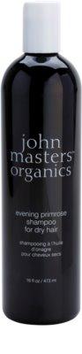 John Masters Organics Evening Primrose champú para cabello seco