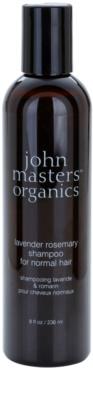 John Masters Organics Lavender Rosemary шампоан  за нормална коса