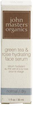 John Masters Organics Normal to Dry Skin sérum facial hidratante 3