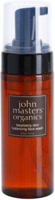 John Masters Organics Oily to Combination Skin čisticí pěna vyrovnávající tvorbu kožního mazu