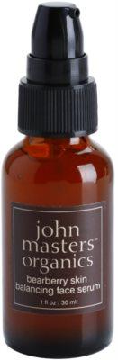 John Masters Organics Oily to Combination Skin Serum zur Regulierung der Talgbildung 1