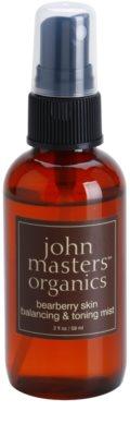 John Masters Organics Oily to Combination Skin spray tonificante e equilibrador da produção sebácea