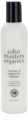 John Masters Organics Rosemary & Peppermint kondicionáló a finom hajért
