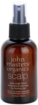 John Masters Organics Scalp Spray für gesundes Haarwachstum aus den Haarwurzeln