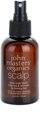 John Masters Organics Scalp spray para favorecer el crecimiento sano del cabello desde las raíces 1